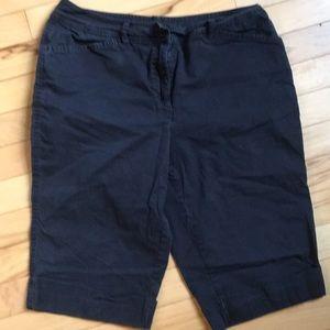 Woman's Petite Shorts.  Size 8